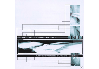 Suicide Commo - Love Breeds Suicide - (Maxi Single CD)