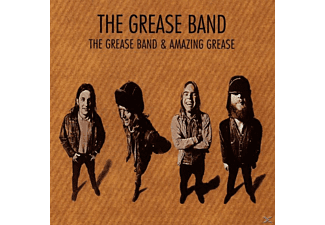 The Grease Band - Grease Band & Amazing Grease - (CD)