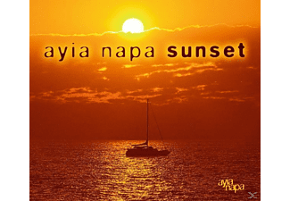 VARIOUS - Ayia Napa Sunset - (CD)