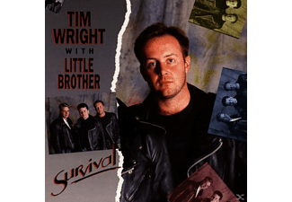 Tin & Little Brother Wright - Survival - (CD)