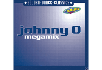 Johnny O. - MEGAMIX [Maxi Single CD]