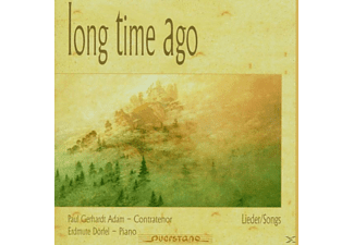 Erdmute Dörfel - Long Time Ago - (CD)