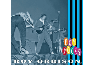 Roy Orbison - Roy Rocks - (CD)