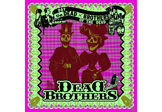 The Dead Brothers - Day Of The Dead - (CD)