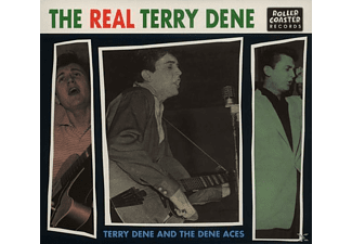 Terry Dene - The Real Terry Dene - (CD)