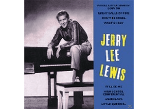 Jerry Lee Lewis - Great Balls Of Fire [CD]