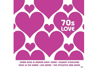 VARIOUS - 70's Love - (CD)
