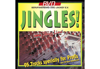 VARIOUS - Jingles Vol.3 - (CD)