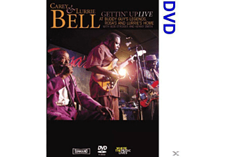 Carey Bell - Gettin  Up. Live At Buddy Guy S Leg - (DVD)