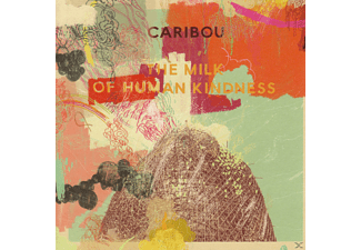 Caribou - The Milk Of Human Kindness [CD]