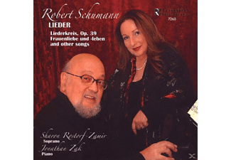 Sharon Rostorf-zamir - Lieder - (CD)
