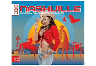 VARIOUS - Bar NashvilleCLASSIC & NEW TURKISH FLAVOURS - (CD)