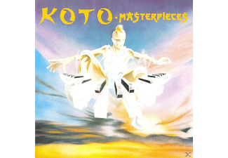 Koto - MASTERPIECES - (CD)