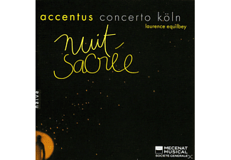 VARIOUS - Nuit Sacree [CD]