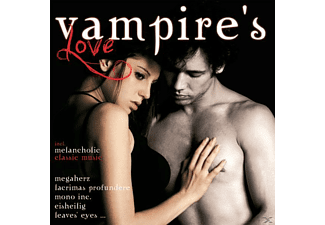 VARIOUS - Vampire S Love - (CD)