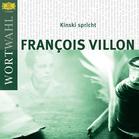 Kinski Spricht Francois Villon - 1 CD Unterhaltung jetztbilligerkaufen