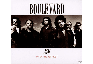 Boulevard - Into The Street - (CD)