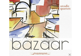 Arcadie Quartett - Bazaar - (CD)