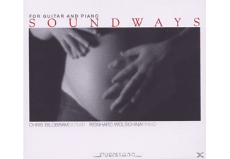 Chris Bilobram, Reinhard Wolschina - Soundways - (CD)