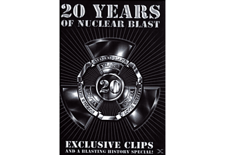 VARIOUS - 20 Years Of Nuclear Blast - (DVD)