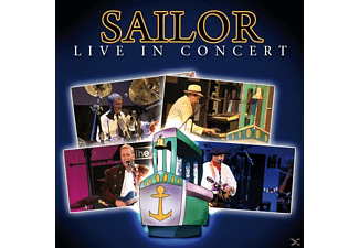 Sailor - Live In Concert - (CD)