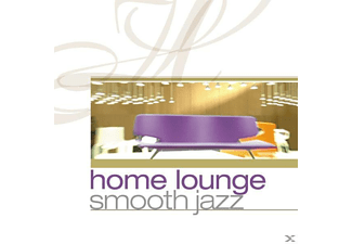 VARIOUS - Home Lounge Smooth Jazz - (CD)