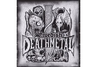 VARIOUS - Swedish Death Metal - (CD)