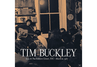 Tim Buckley - Live at Folklore Center Nyc 67 - (CD)