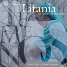 Opus Posth., Tatiana Grindenko - Temenos-Litania Ad Mariam Virginem [CD] - broschei