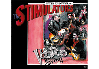 Schneider, Peter / Stimulators, The - Vodoo Swing [CD]