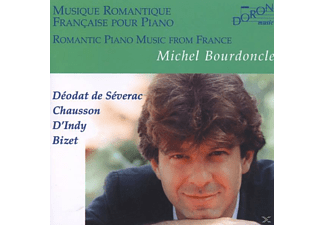 Romantic Piano Music From France - Romantic Piano Music From France [CD]