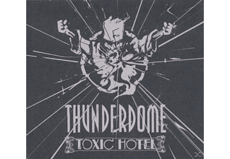 VARIOUS - Thunderdome-Toxic Hotel - (CD)