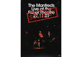Manfred Mann - The Manfreds-Sold Out-Live Fishers Theatre - (DVD)