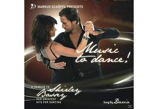 Markus Orchester Schöffl - Time To Dance-A Tribute To Shirley Bassey - (CD)