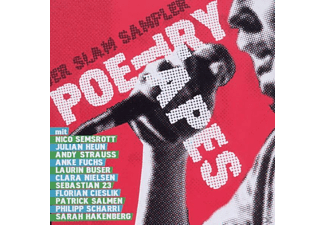 VARIOUS - Poetry Tapes-Der Slam Sampler [CD]