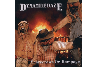 Dynamite Daze - Scarecrows On Rampage - (CD)