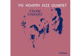 The Modern Jazz Quartet - Classic Concepts - (CD)