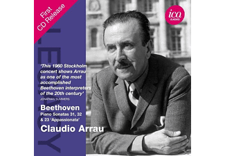 Claudio Arrau - Klavierkonzert 31,32 & 23 - (CD)
