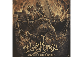 The Last Charge - Straight Outta Nowhere - (CD)