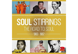 VARIOUS - Soul Stirrings - (CD)