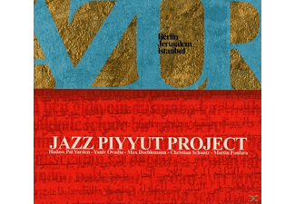 Jazz Piyyut Project - Azur - (CD)