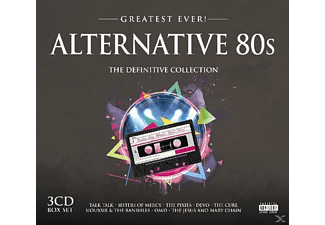 VARIOUS - Alternative 80s-Greatest Ever - (CD)