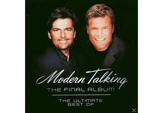 Modern Talking - THE FINAL ALBUM [CD]