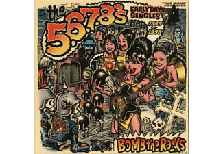 The 5.6.7.8's - Bomb The Rocks: Early Days Singles 1989 - (CD)