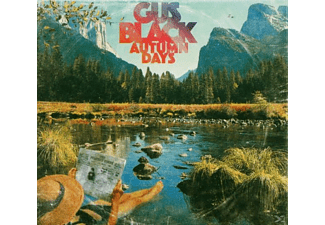 Gus Black - Autumn Days - (CD)