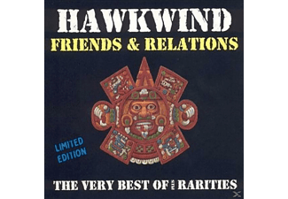 Hawkwind - Best Of Friends+Relat, The Very - (CD)