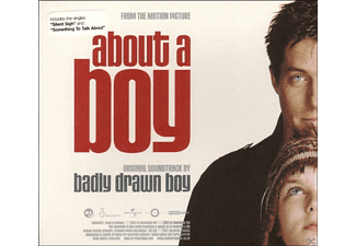 Badly Drawn Boy - About A Boy - (CD)