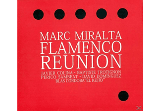 Marc Miralta - Flamenco Reunion - (CD)