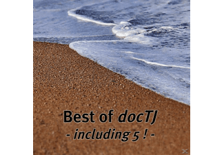 Doctj - Best Of docTJ-including 5 ! - (CD)