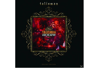Talisman - LIVE IN JAPAN (DELUXE EDITION) - (CD)